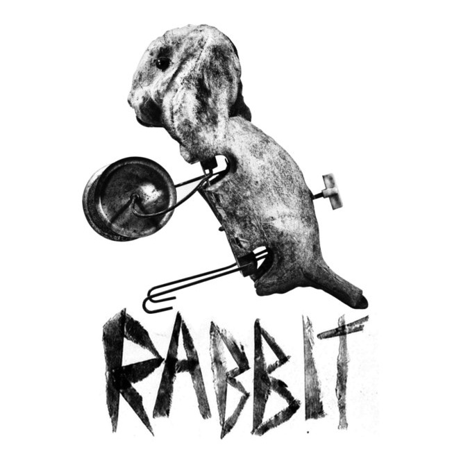 Logo RABBIT - room for DIY culture