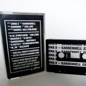 eco_052: Edna X - Gardenhell (Cassette)
