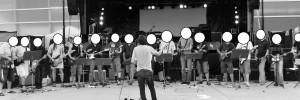 Peter James Taylor Orchestra for Nachtaktiv MG 2014