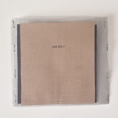 CD in Wire Mesh