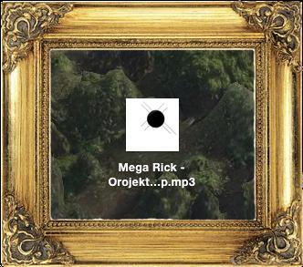 Mega Rick - Orojekt (in Frame)