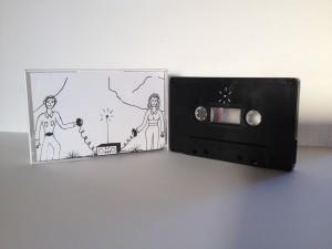 eco_080 - Me Donner - Nuke (Cassette Tape)