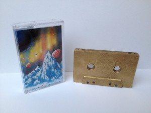 eco_082 DREAM MACHINE - Dream Machine (Gold Cassette)