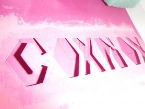 COXNOX (eco_089) – stencil