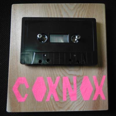 eco_089 COXNOX - Songs a la Minute (Digital Cover)