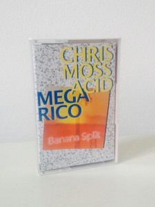 eco_90: Chris Moss Acid / Mega Rico - Banana Split (Cassette Tape)