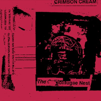 eco_093 Crimson Cream – The Solifugae Nest (Digital Cover)
