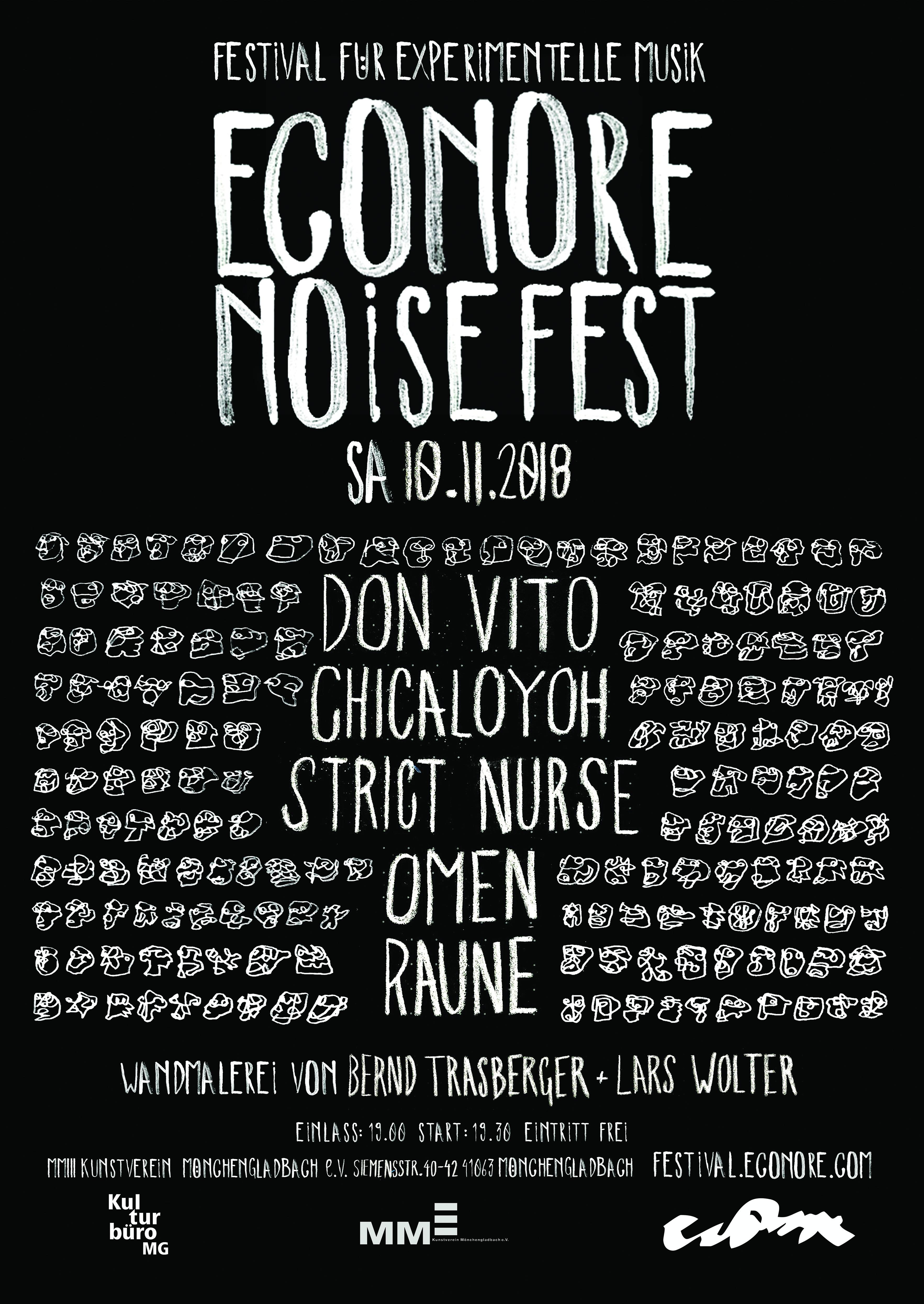 Econore Festival Poster