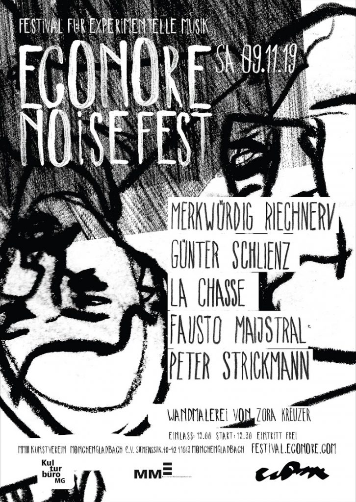 Econore Noise Fest Poster for 2019