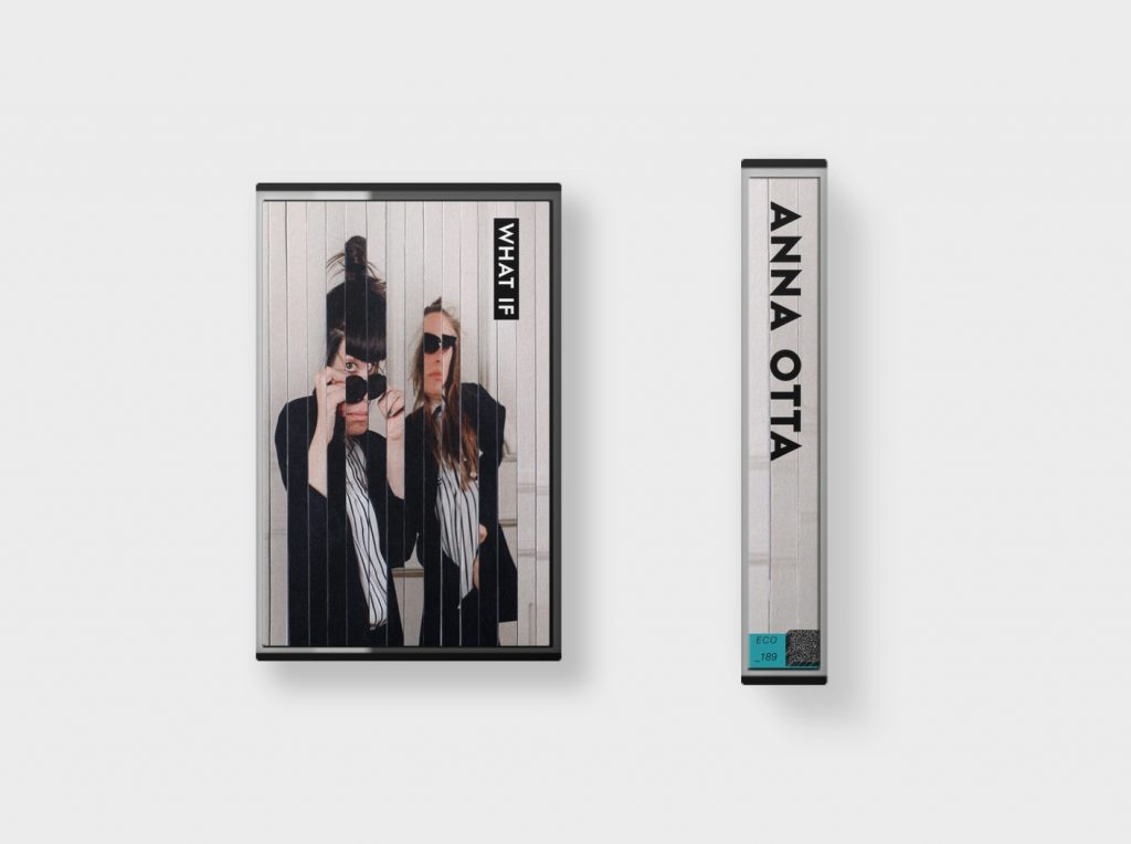 Cassette case and artwork